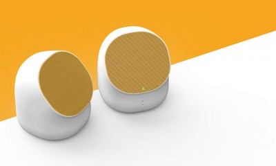 Oe Bluetooth Speaker by sasoham_02
